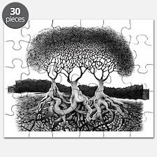 Three Tree Bonsai Puzzle