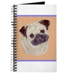 Typical Chinese Pug Journal