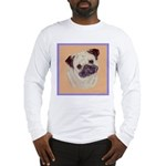 Typical Chinese Pug Long Sleeve T-Shirt