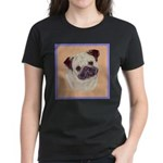 Typical Chinese Pug Women's Dark T-Shirt