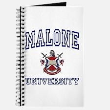MALONE University Journal