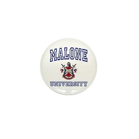 MALONE University Mini Button (10 pack)