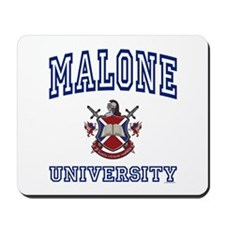 MALONE University Mousepad