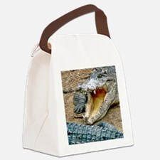 Got A Bone To Pick With You Canvas Lunch Bag