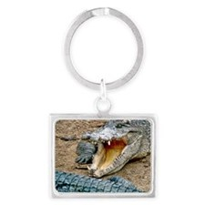 Got A Bone To Pick With You Landscape Keychain