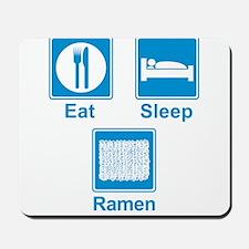 Ramen Lover's Mousepad