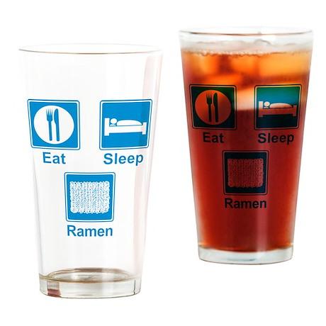Ramen Lover's Drinking Glass