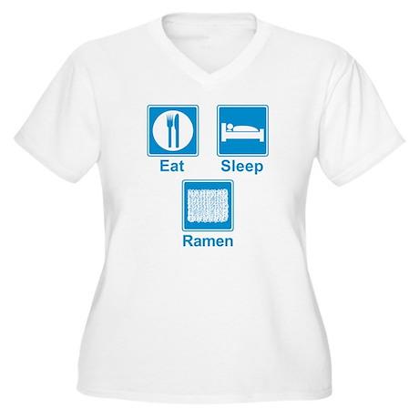 Ramen Lover's Plus Size T-Shirt