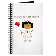 Nurses are all heart Journal
