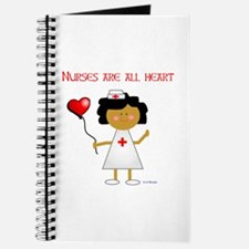 Nurses are all heart Journal