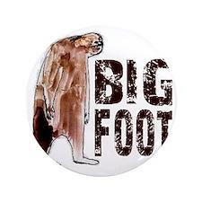 "Woodbooger Bigfoot - Gone Squatchin 3.5"" Button"