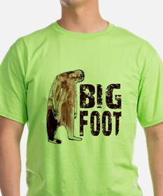 Woodbooger Bigfoot - Gone Squatchin T-Shirt