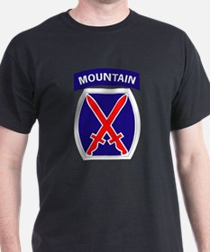 SSI - 10th Mountain Division T-Shirt
