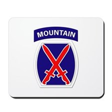 SSI - 10th Mountain Division Mousepad