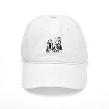 Vintage Ladies Baseball Cap