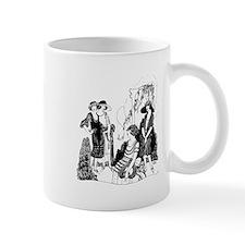 Vintage Ladies Mug