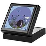 German Shorthair Puppy Keepsake Box