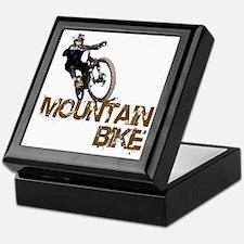 Mountain_Bike2 Keepsake Box