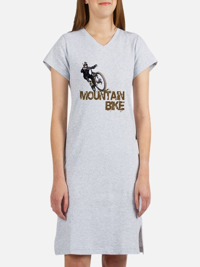 Mountain_Bike2 Women's Nightshirt