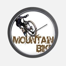 Mountain_Bike2 Wall Clock