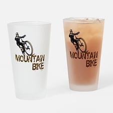 Mountain_Bike2 Drinking Glass