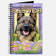 EasterEggCookiesGermanShepherd Journal