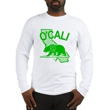 O'Cali Irish California Long Sleeve T-Shirt