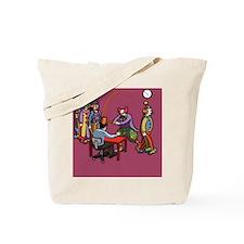 hammer-line-TIL Tote Bag