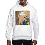Sermon Tweeting Hooded Sweatshirt