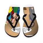 Sermon Tweeting Flip Flops