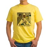 Minister in Hiding Yellow T-Shirt