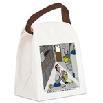 Minister in Hiding Canvas Lunch Bag