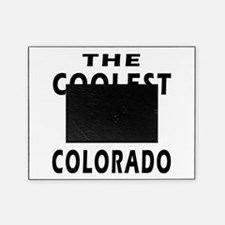 The Coolest People Are From Colorado Picture Frame
