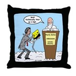 Sign from Heaven Throw Pillow