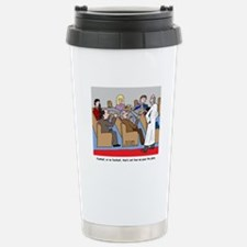 Passing the Plate Travel Mug