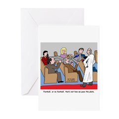 Passing the Plate Greeting Cards (Pk of 10)