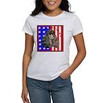 Black Poodle Women's T-Shirt