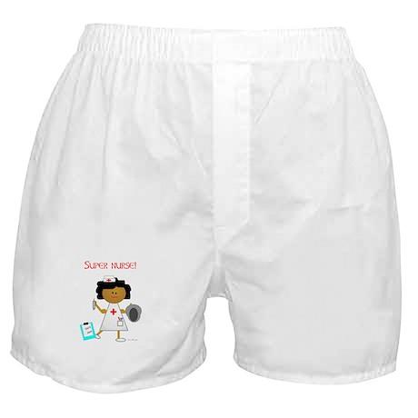 Super Nurse Boxer Shorts