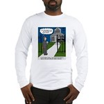 Tough Pastoral Visits Long Sleeve T-Shirt