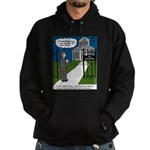 Tough Pastoral Visits Hoodie (dark)