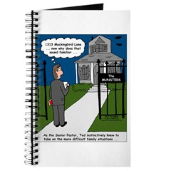 Tough Pastoral Visits Journal