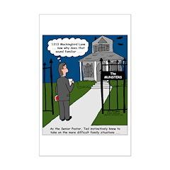 Tough Pastoral Visits Posters