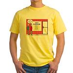 Hardware Prayer Group Yellow T-Shirt
