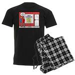 Hardware Prayer Group Men's Dark Pajamas