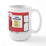 Hardware Prayer Group Large Mug