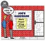 Hardware Prayer Group Puzzle