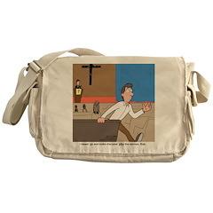 Great Commission Messenger Bag