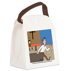 Great Commission Canvas Lunch Bag