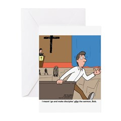 Great Commission Greeting Cards (Pk of 10)