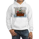 New Pastor Adjustment Hooded Sweatshirt